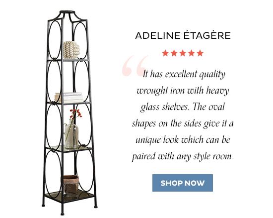 Adeline Etagere