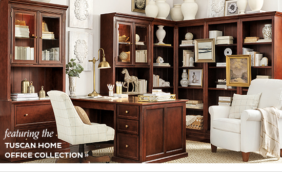 Tuscan Home Office Collection