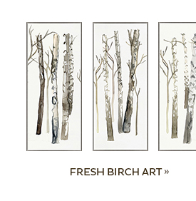Fresh Birch Art