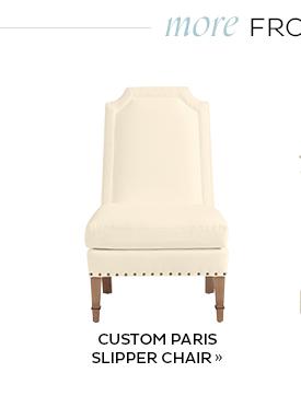 Paris Slipper Chair