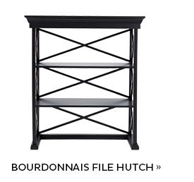 Bourdonnais File Hutch