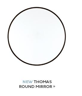Thomas Round Mirror