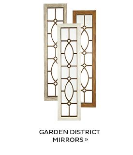 Garden District Mirrors