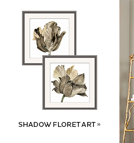 Shadow Floret Art
